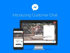 Facebook introduces customer chat plugin for websites in Messenger 2.2