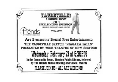 Special Entertainment Program