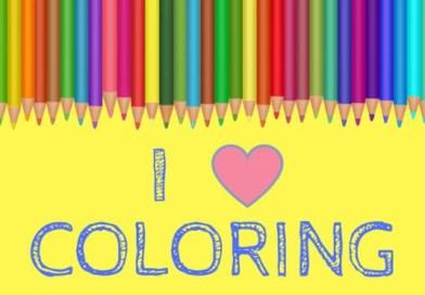 Drop In Program – Coloring Party