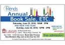 Annual Book Sale