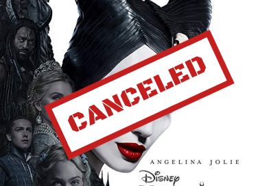CANCELED: Action Packed Movies: Maleficent: Mistress of Evil