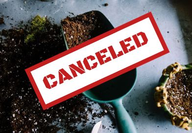 canceled gardening
