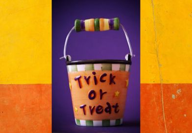 Trick-Or-Treat @ the Library