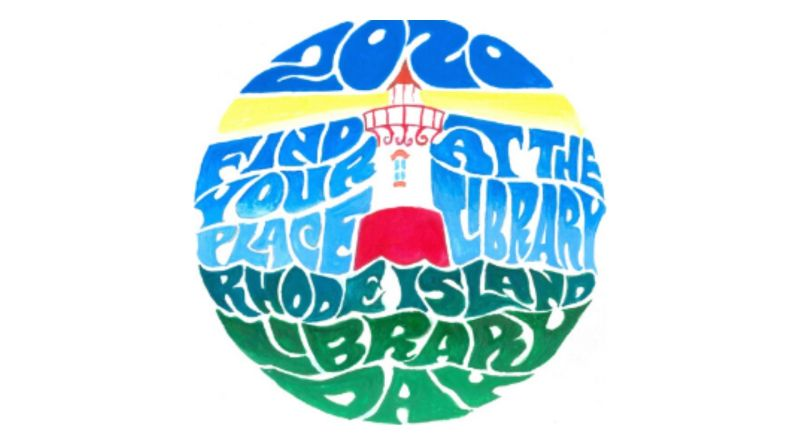 2020 find your place at the library rhode island library day