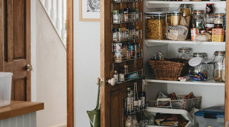 pantry kitchen