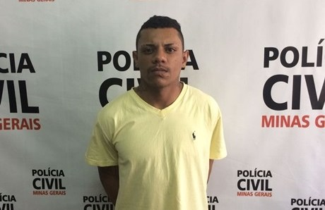 Polícia Civil de Vazante prende rapaz por participação em assalto na cidade