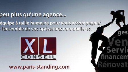 XL Immobilier - Flyer - Tiwilab.com