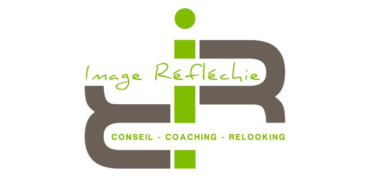 Image réfléchie – Conseil-Coaching-Relooking – Logo
