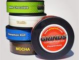 featured grinds coffee pouches in stores