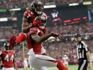24. Atlanta Falcons- $194.92 (photo credit: Atlanta Falcons' Official Facebook Page)