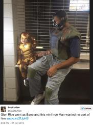 Glen Rice Jr. as Bane