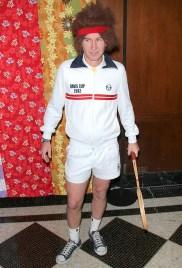 John McEnroe as John McEnroe