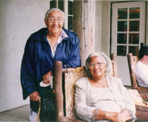 Tiya's grandmothers