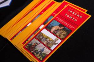 event pamphlets From Tarzan to Tonto