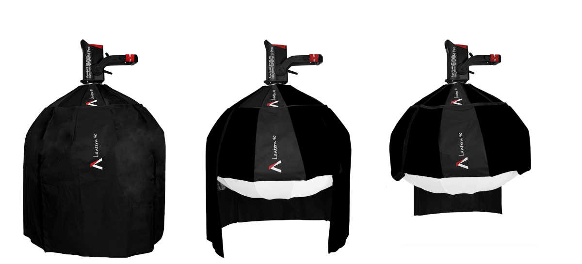 Aputure Lantern 90 Light Modifier Bowens Mount-india-tiyana