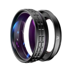 Ulanzi WL-1 Wide AngleMacro Lens for Sony ZV1 Sony RX100 VIICanon G7 Mark III INDIA TIYANA