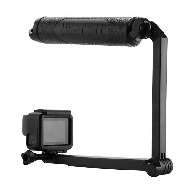 TELESIN GP-MFW-300 Multi-function Waterproof 3-way Selfie Stick india tiyana 8
