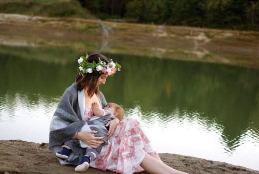 allattamento al seno fino a che età