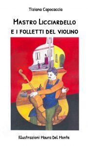 copertina mastro licciardello e i folletti del violino
