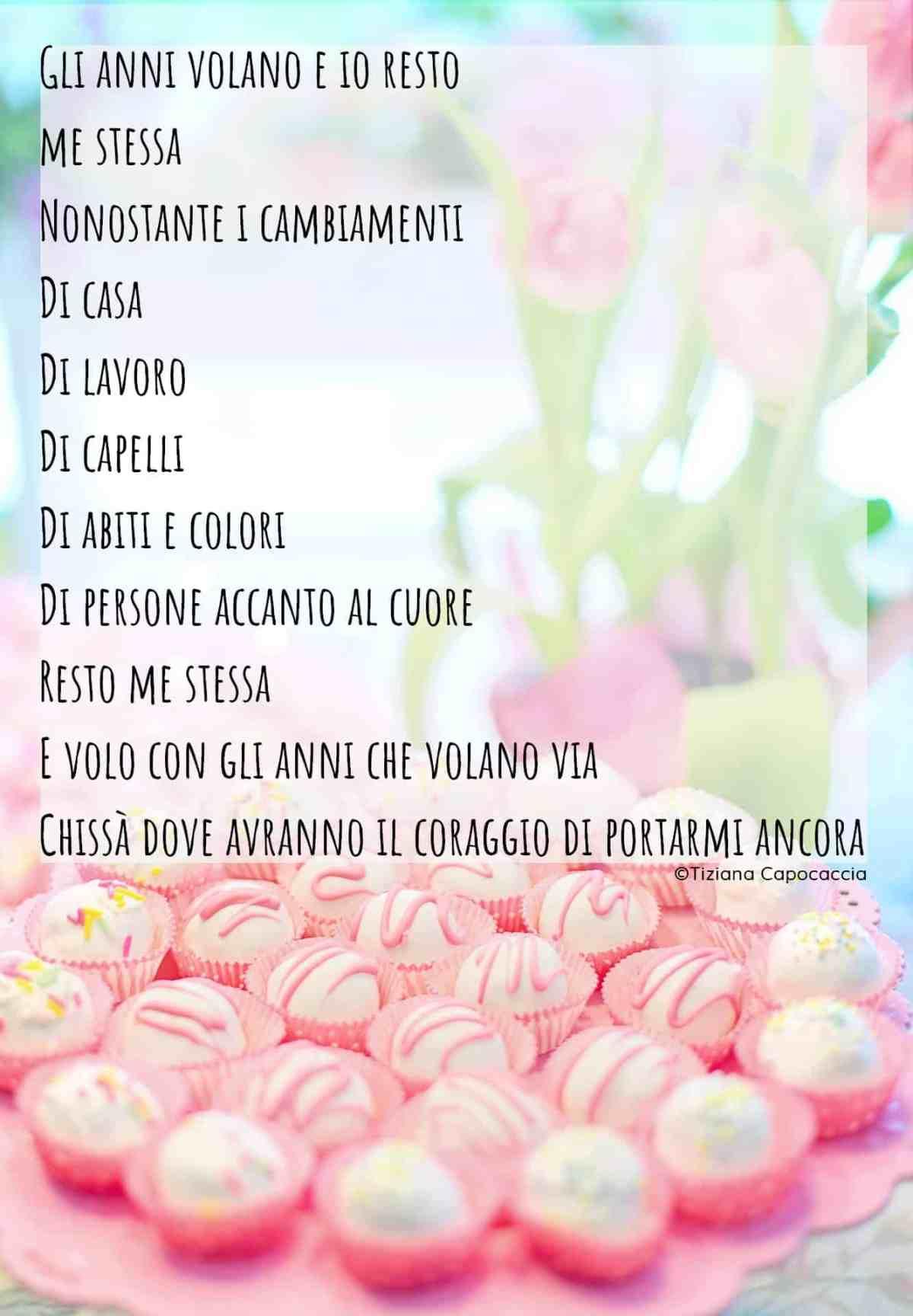 tortine rosa e poesia