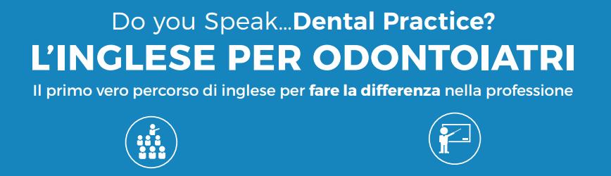 Corso Inglese Odontoiatri Roma