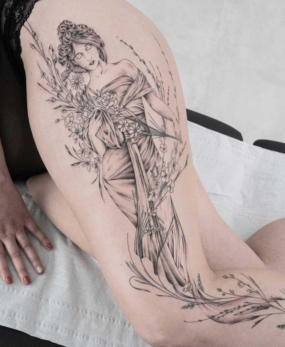 tatouage-fin-fleur-montpellier