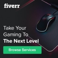 fiverr gaming to next level