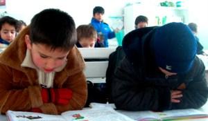 Ӯзбекистон: мактабҳо бидуни гармкунаканд