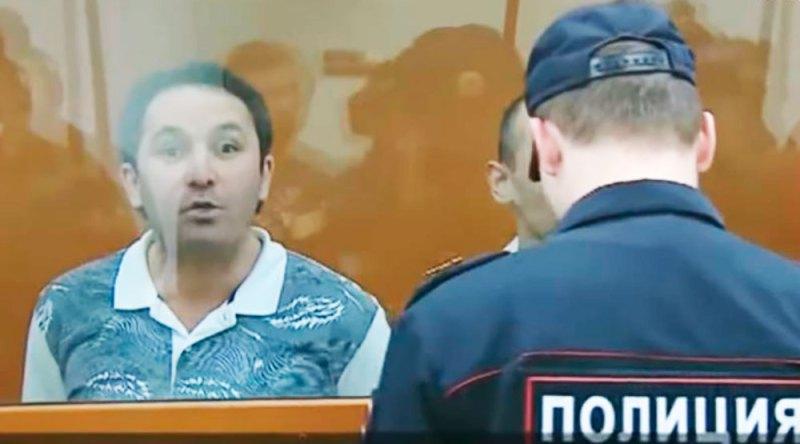 Русия: шаҳрванди Тоҷикистон ба 22 соли зиндон маҳкум гардид