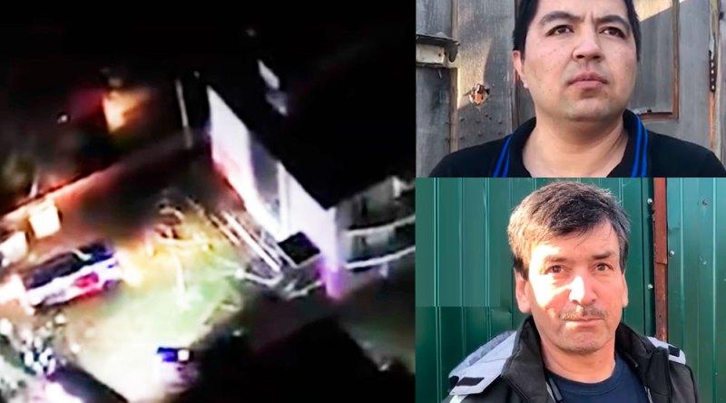 Москва: тоҷикон ва ӯзбекҳо сокинони хонаи пиронсолонро аз сӯхтор берун карданд