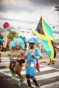 tj876 Jamaica Carnival Road March 2013-121
