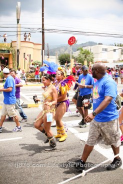 tj876 Jamaica Carnival Road March 2013-51