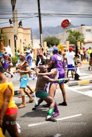 tj876 Jamaica Carnival Road March 2013-89