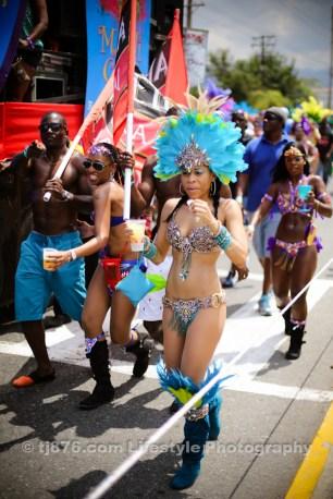 tj876 Jamaica Carnival Road March 2013-90