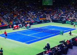 Davis Cup Deutschland - Belgien