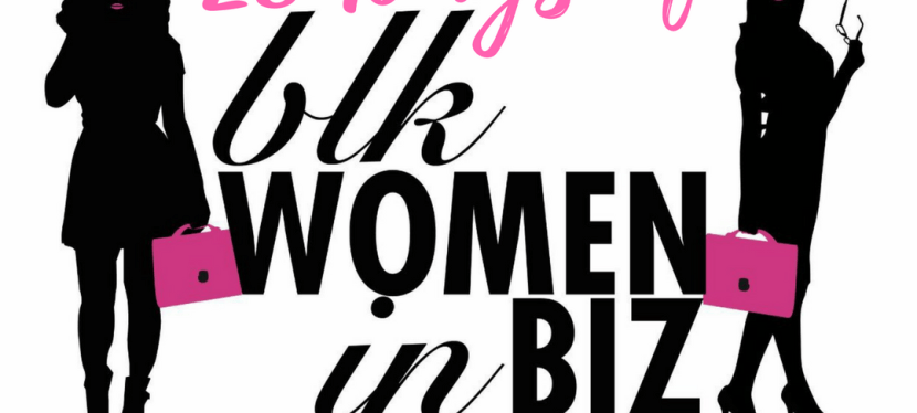 28 Days of Black Women in Business