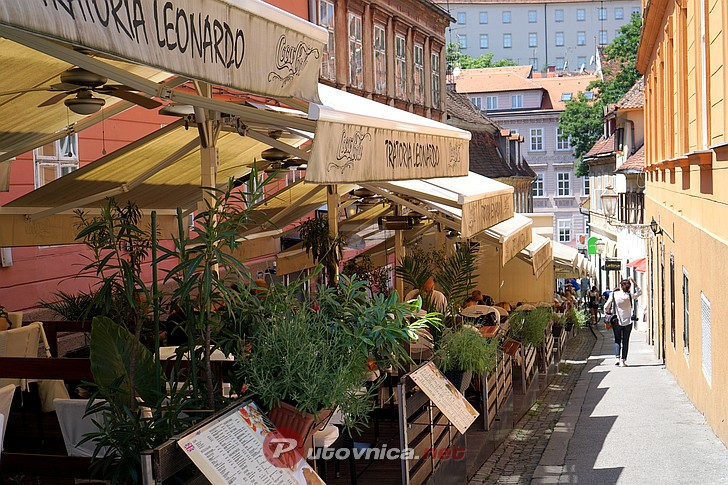 Zagreb, 10% popusta na obrok Tratoria Leonardo