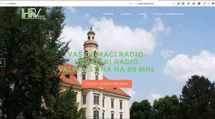 Hrvatski radio Valpovština – najava Tjedna braka 2017