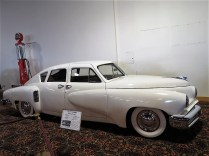 1948 Tucker. Only 51 Tucker cars were built, this is #40.