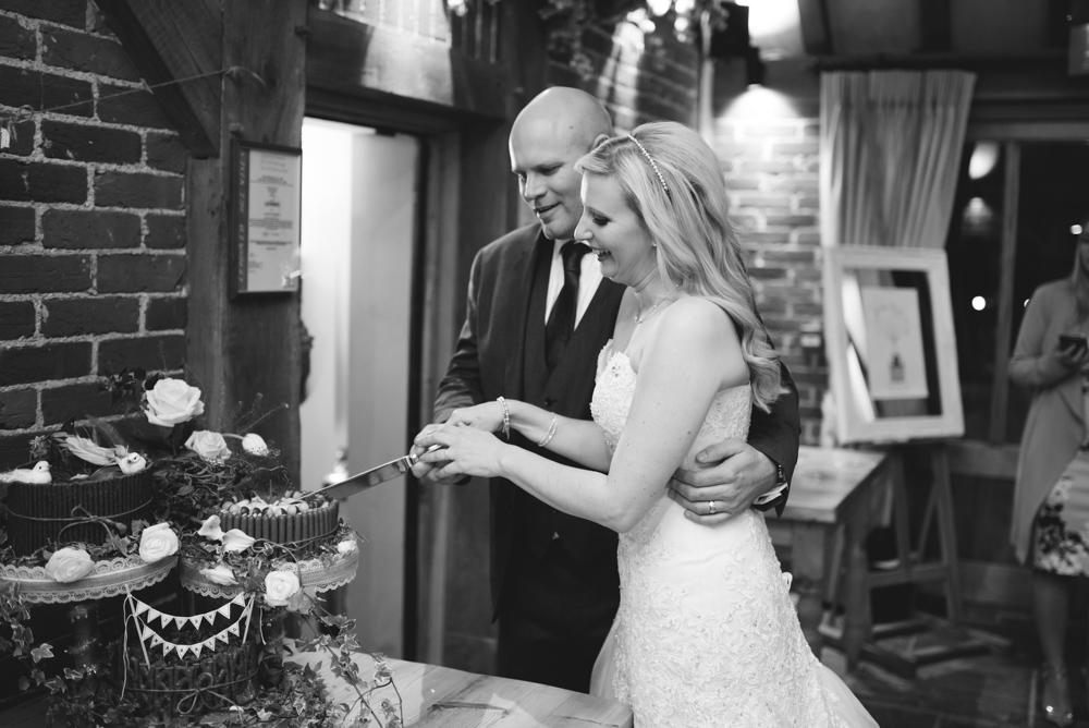 Wedding Photographer at Ferry House Inn
