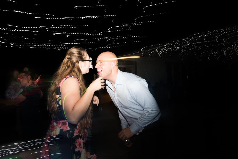 kent wedding disco time