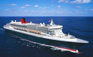Cruise Ship Queen Mary II