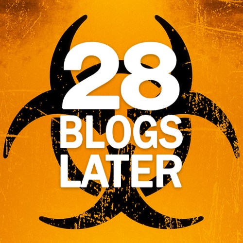 28 Blogs Later.