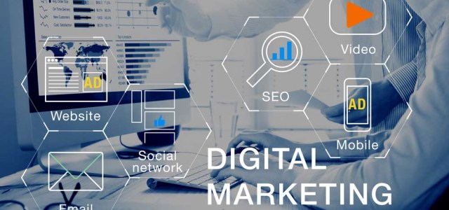 Digital Marketing Helps Business.