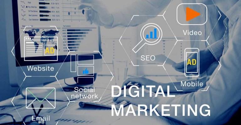 Digital Marketing Helps Business.