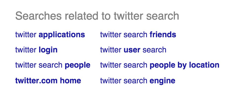 Twitter Search (7): LSI.