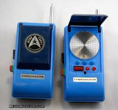 Mego Star Trek Walkie Talkies.