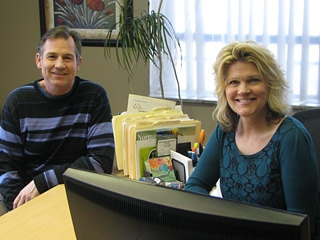 Ted and Julie McNamara