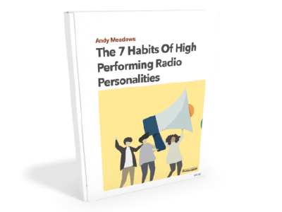 7 Habits of High Performing Radio Shows eBook