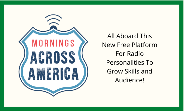 Introducing Mornings Across America – A New Platform For Personalities